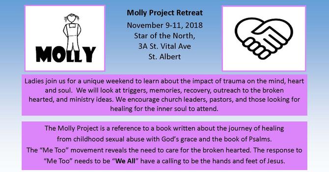Molly Project Women's Retreat