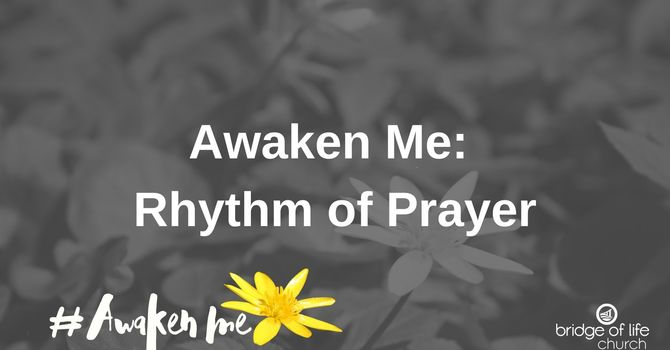 Awaken Me: Rhythm Of Prayer