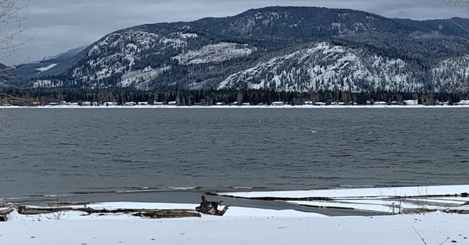Late Sunday Morning on the Shuswap... image