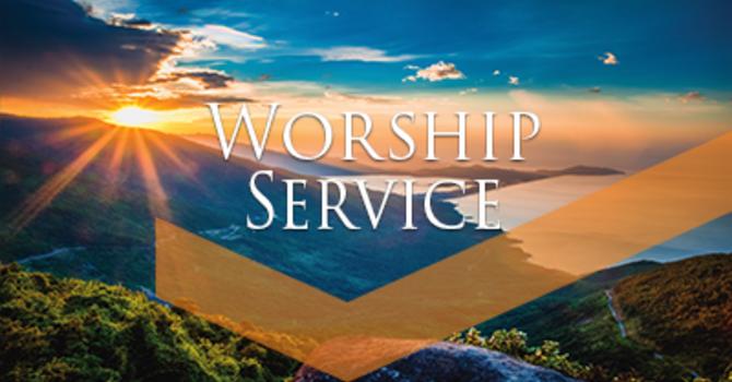 WORSHIP @ CHEDOKE: *NEW*Sunday morning worship;  ONE service now at 10 am! image