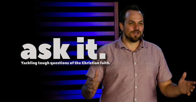 Ask It: How do I talk to an invisible God?