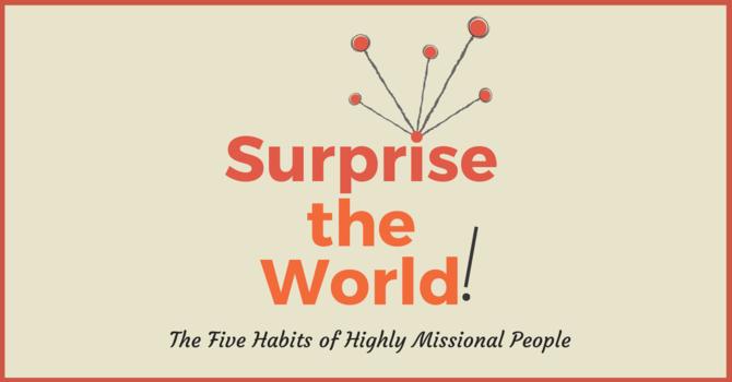 Surprise The World Week #5 - Sent