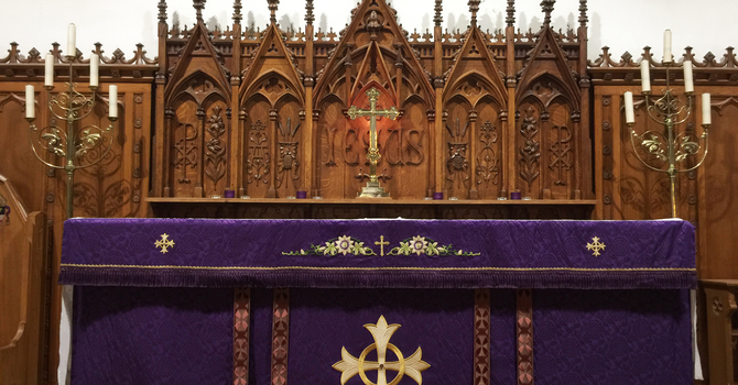 This Week at St John's - our newsletter image