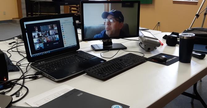 Friday Morning Coffee Goes Virtual image