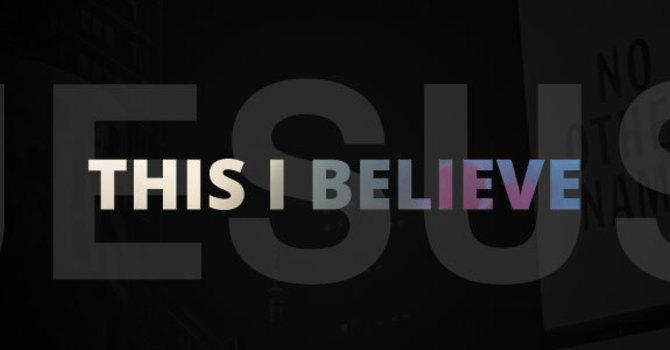 This I Believe image