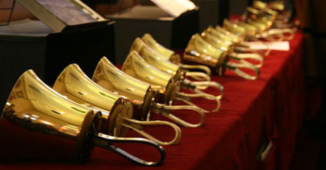 Retro Ringers Handbell Choir practice (S)