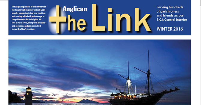DECEMBER LINK now online and in your postbox image