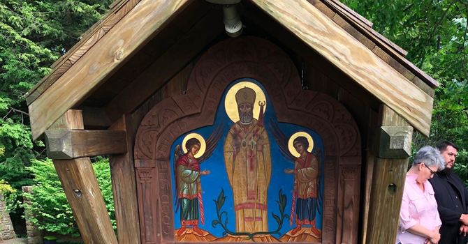 Feast of St. Raphael of Brooklyn image