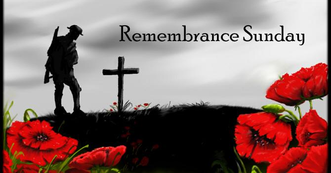 November 8, 2020 On-Line Sunday Service image