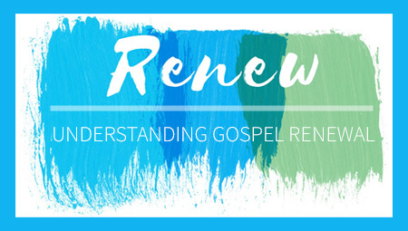 gospel renewal & prayer > renew | central baptist church, Powerpoint templates