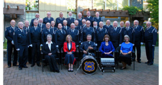 Greater Victoria Police Chorus - tickets still available