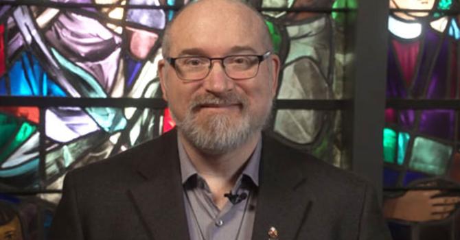 Moderator's Lenten Message