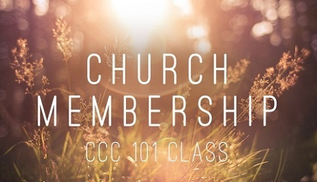 Church Membership 101
