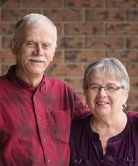 Ernie & Lena Hoeppner