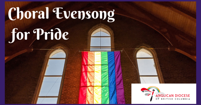 Choral Evensong for Pride
