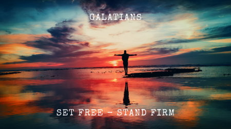 Set Free - Stand Firm