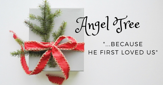 Angel Tree Giving image