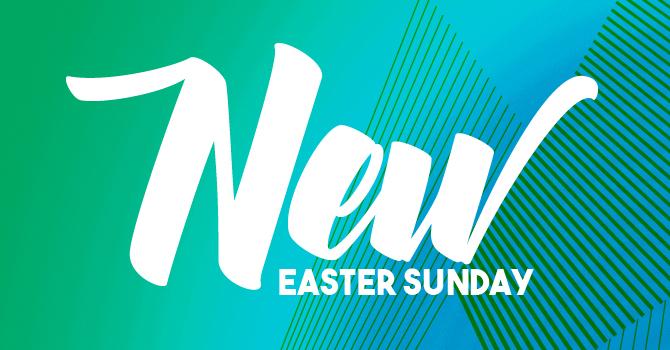 Easter Sunday | NEW image