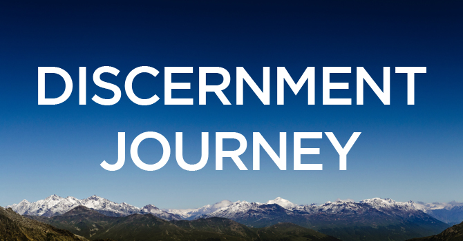 Discernment & Transition News image
