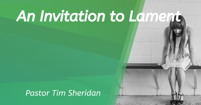 An Invitation to Lament image
