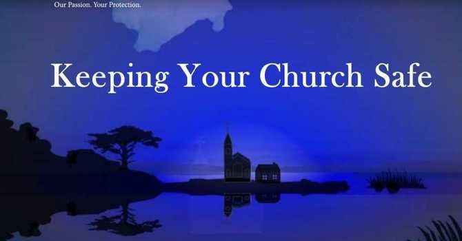 Launch of online Safe Church training image