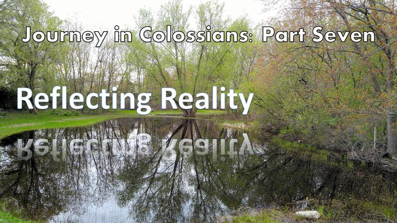Reflecting Reality
