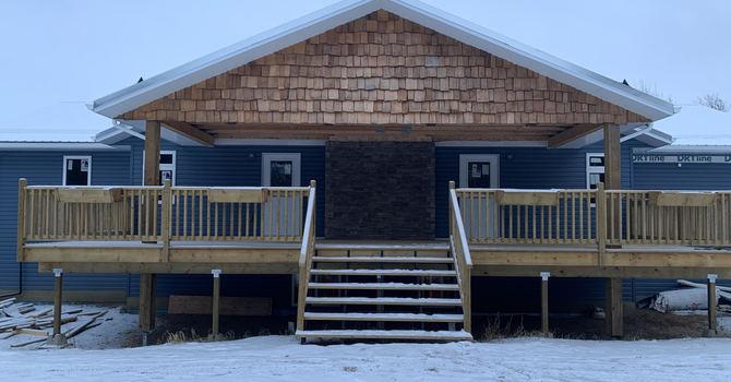 Lodge Addition Project