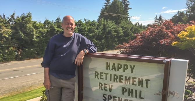 Happy Retirement Phil! image