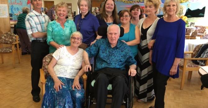 A Special Celebration For Choir To Go image