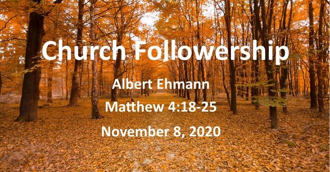 Church Followership