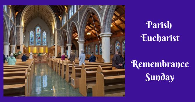 Parish Eucharist - Remembrance Sunday