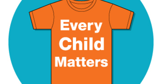 Orange Shirt Day: September 29 image