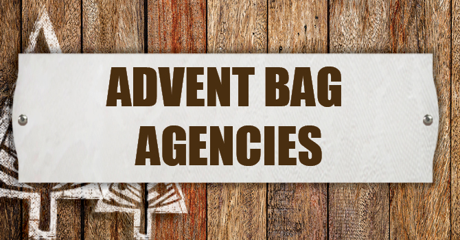 Advent Bag Agencies 2017 image