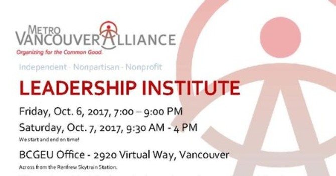 MVA Leadership Training - Register Now