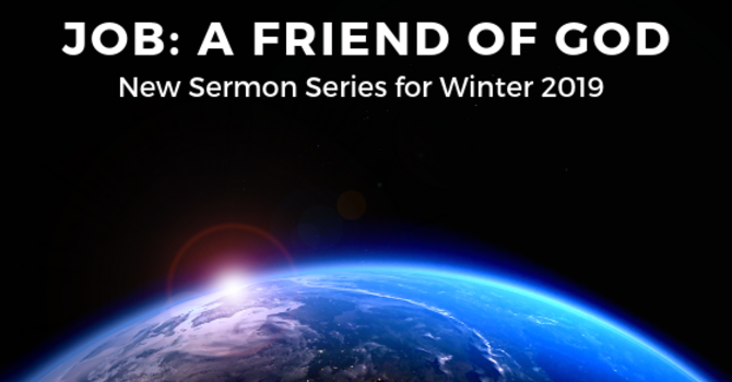 New Sermon Series for Winter 2019