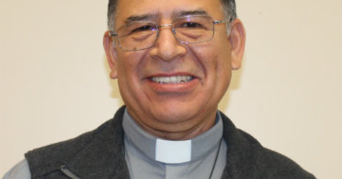Dimas Canjura Resigns, Incumbent St Mary the Incarnation image