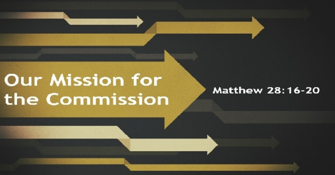 Our Mission for the Commission