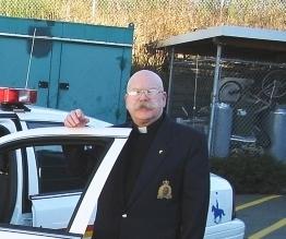 Reverend Charles Massey, CD