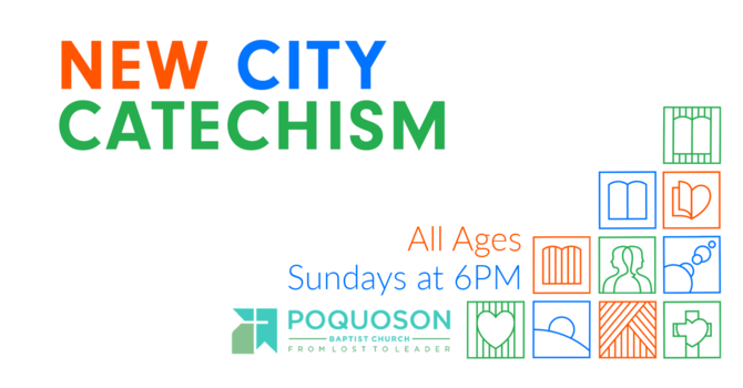 New City Catechism # 5