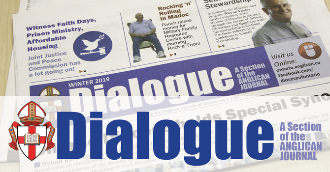 Share stories about your parishes efforts during COVID-19 for Dialogue Summer issue image