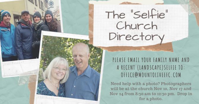 Church Directory 2019 image