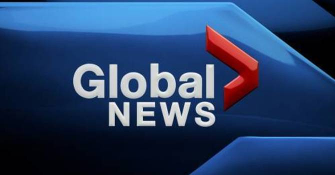 Global TV Month of Giving Back image