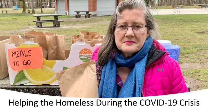 Helping the Homeless During the COVID Crisis image