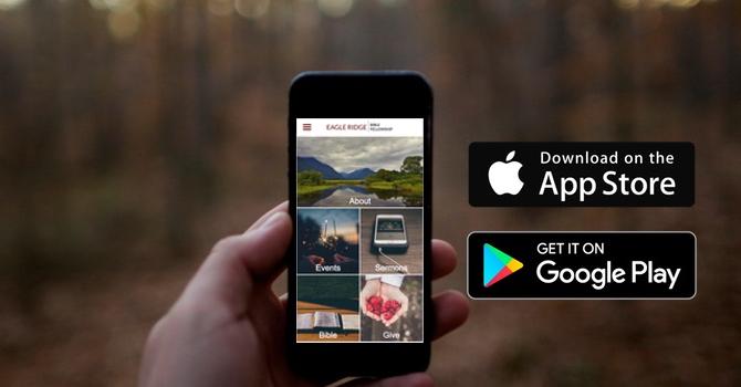 The Eagle Ridge App image
