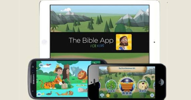 Bible App for Kids image
