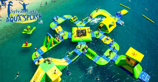 Floating Water Park Day
