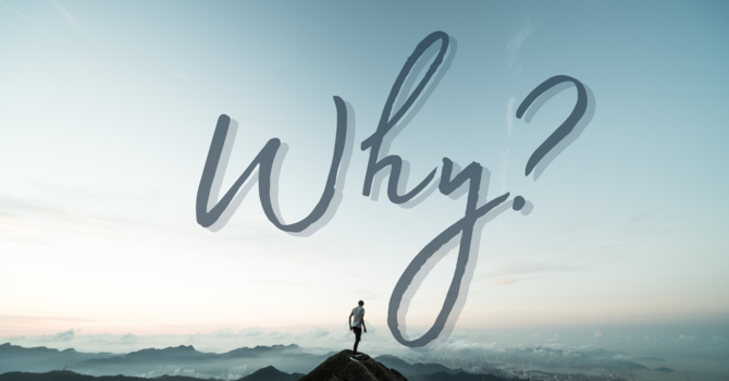 Why Would God Love Me?
