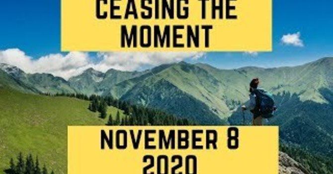 Ceasing the Moment