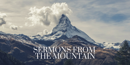 Sermons from the Mountain