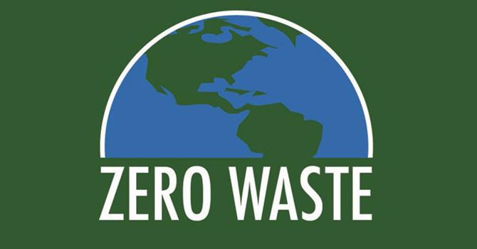 Let's have a zero waste Lent! image
